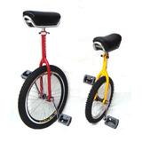 Monociclo Mirim Aro 16 Bicicleta Malabares/ Circo -uma Roda
