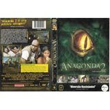 Dvd Anaconda 2 - A Caçada Pela Orquídea Sangrenta (22687cx2)