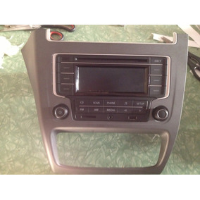 Radio Cd Original Vw Novo Fox 2014 - Mp3 Usb Sd Bluetooth