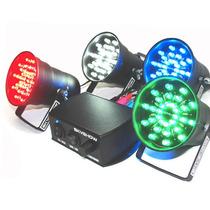Kit Canhão Sequencial Led Sk1200 Vortex C/ Sensor - Strobo