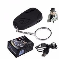 Chaveiro Espião Camera Tipo Caneta Espiã Filmadora Controle