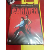 Dvd - Carmen- Carlos Saura - Flamenco - Paco De Lucia