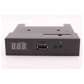Drive Emulador De Disquetes - 3 Dígitos, Até 1000 Disquetes