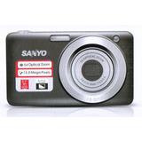 Camara Digital Sanyo Vpc1500 15mpx 5x Zoom Optico Hd