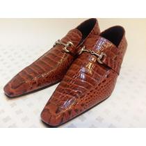 Zapatos Priamo Italy Hombre Único Par Nuevos