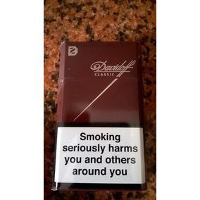 Cigarrillos Davidoff Classic Importados Box De 20 Lleno!!!