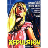 Dvd Repulsa Ao Sexo (1965) Roman Polanski Catherine Deneuve