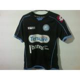 Camiseta De Belgrano Negra Lotto Original,nueva Sin Uso