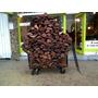 Leña Quebracho Colorado X100kg ,calefacción,salamandra,hogar