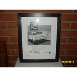 Cuadros Publicidades Chevrolet 400 Chevy C-10 Brava Opel K18
