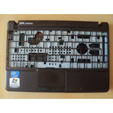 Carcasa Base Touchpad Netbook Xvision E10ct Impecable