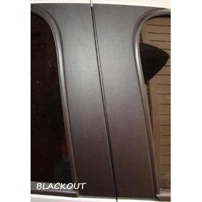 Adesivo Blackout Para Coluna - Gol, Palio, Uno, Clio, Vectra