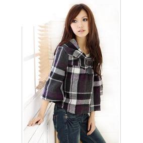 Jaqueta Curta/bolero/casaco /blusa /blazer Sweater Importado