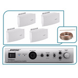 Sistema Bose Iza+ds16s De Audio Instalado Para Pared