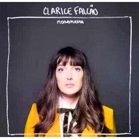 Cd Clarice Falcao - Monomania (984943)