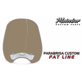 Parabrisa (bolha) Mod. Fat Line Harley Sportster 1200- Bo017