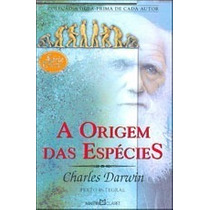 Livro A Origem Das Espécies De Charles Darwin - Novo