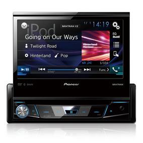 Dvd Tela Retrátil 7 Pioneer Avh-x7880tv - Dtv - Bluetooth