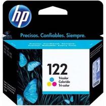 Cartucho Hp 122 Colorido Ch562hb Original Novo Lacrado