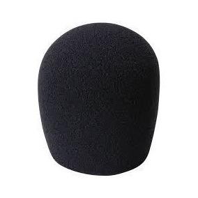 Espuma Para Microfone Sm58/similares Artika Ak17