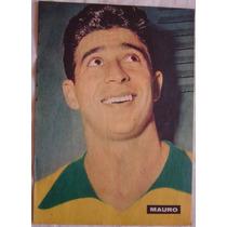 Pôsters Revista Sétimo Céu - Anos 60 - Mauro.