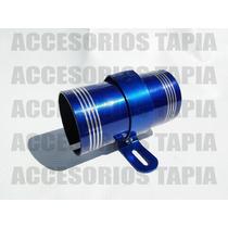 Funda Bobina De Vw Sedán Vocho Aluminio Pulido Varios Colore