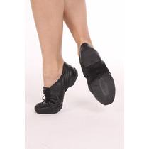 Tênis Para Dança Em Couro Capezio (max Tênis) (18.3)
