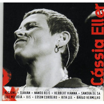 Cd Original Cassia Eller - Participação Especial