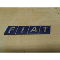 Emblema Fiat Do Porta Malas Tempra Uno Mille Original Fiat