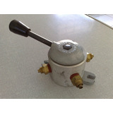 Válvula Rotativa 3/8 Modelo 2217gd P/uso Ar/água.