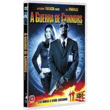 Dvd A Guerra De Connors Com Anthony Treach Criss