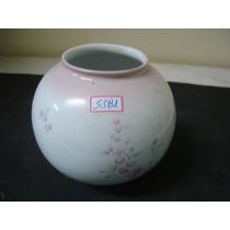 #5381# Vaso Bola De Porcelana Schmidt!!!