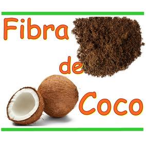 4 Kilos De Fibra De Coco Hidroponia Invernadero Sustrato