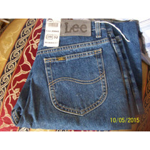 Jeans(pantalones) Marca Lee Original, Relaxed Fit 210, 30x32
