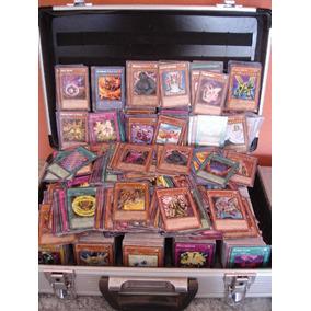 Mega Pack Yugioh! 100 Cartas Comuns +6 Holofoil +6 Raras !