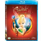 Blu Ray - Tinker Bell E O Tesouro Perdido (lacrado) - Disney