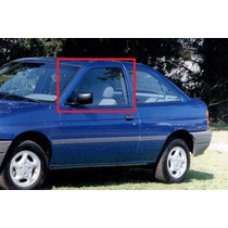 Vidro Porta Escort Europeu 1993 A 1996 Lado Esquerdo