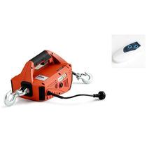 Grua Electrica Elevador Cargador Polipasto 250k 8m 220v