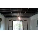 Cielorraso Durlock Knauf Con Placa De Yeso Colocado - X M²