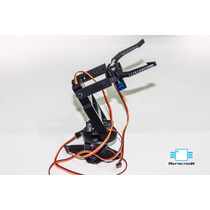 Chasis Para Brazo Robotico Arduino Pic Raspberry