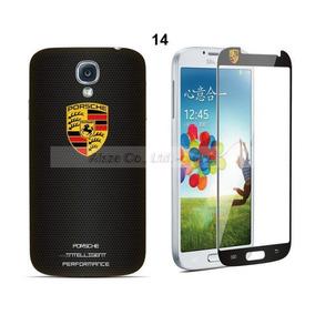 Mica De Vidrio Templado Samsung Galaxy S4 Mod. Porsche