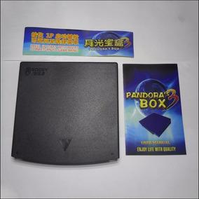 Pandora Box 3 Multijogos Placa Cartucho Jamma 520 Jogos