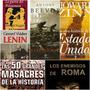 Colección Libros De Historia-25 Libros Digitales
