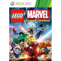 Lego Marvel Super Heroes Xbox 360 Original Totalgames