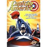 Dvd Capitão América - Raridade - Original