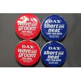 4 Ceras Dax 2 Latas Wave + 2 Latas Short And Net