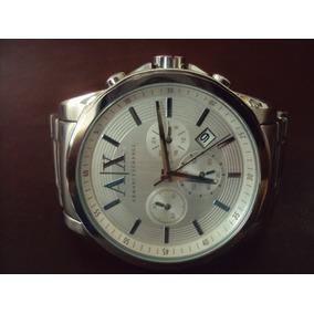 Top Relógio Armani Crono - Moderno - 100% Original Com Nota