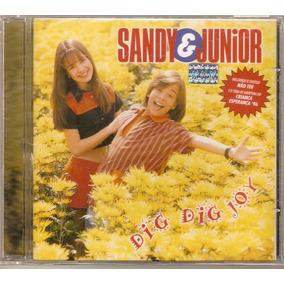 Cd Sandy E Junior - Dig Dig Joy - Novo***