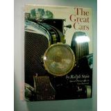 Livro The Great Cars Carros Autos Ferrari Alfa Mg Aston Cord