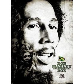 The Essential Box Bob Marley 6 Cds Novo Lacrado